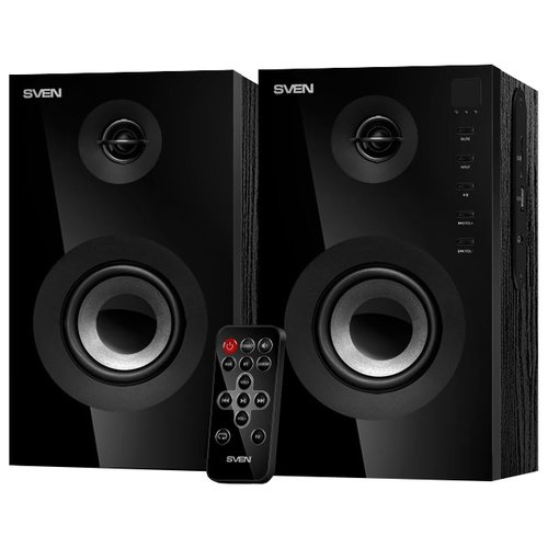цена на Компьютерная акустика SVEN SPS-615 черный