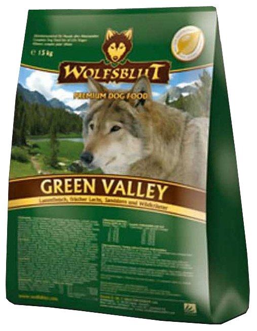 Корм для собак Wolfsblut Green Valley (7.5 кг)