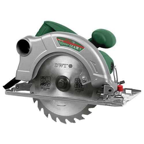 Дисковая пила DWT HKS12-54 1200 Вт.