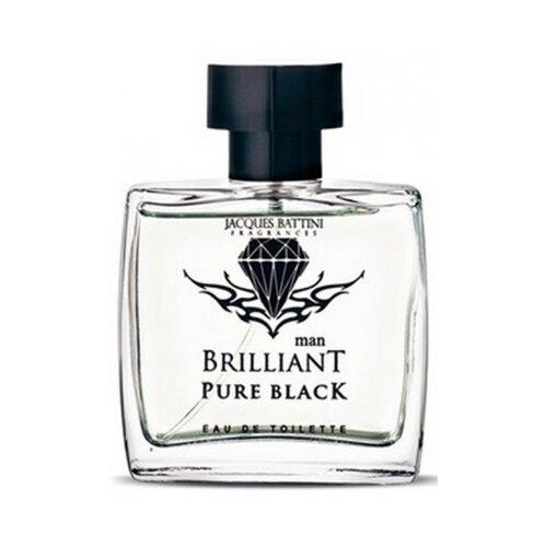 ef100bea8385 Мужская парфюмерия Jacques Battini Brilliant Pure Black — купить по ...