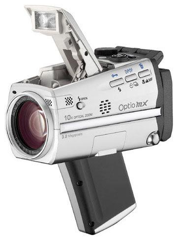 Фотоаппарат Pentax Optio MX