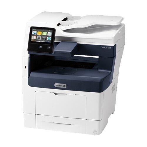 Фото - МФУ Xerox VersaLink B405DN, белый/синий принтер xerox versalink c7000n белый синий