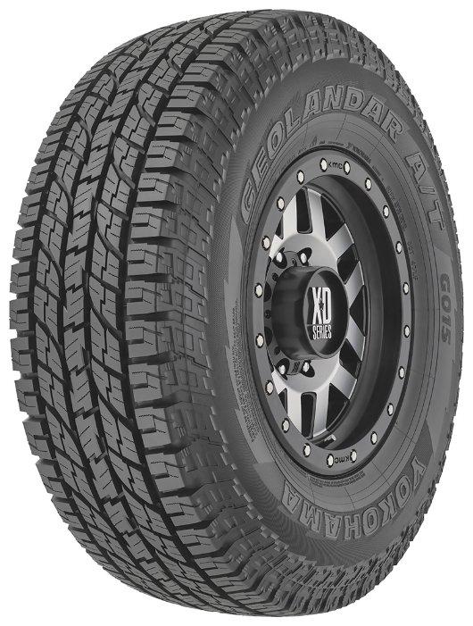 Купить Автомобильная шина Yokohama Geolandar A/T G015 245/65 R17 111H летняя по низкой цене с доставкой из Яндекс.Маркета (бывший Беру)