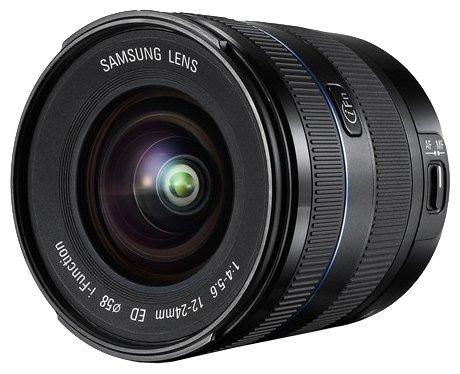 Объектив Samsung 12-24mm f/4.0-5.6 ED NX (W1224ANB)