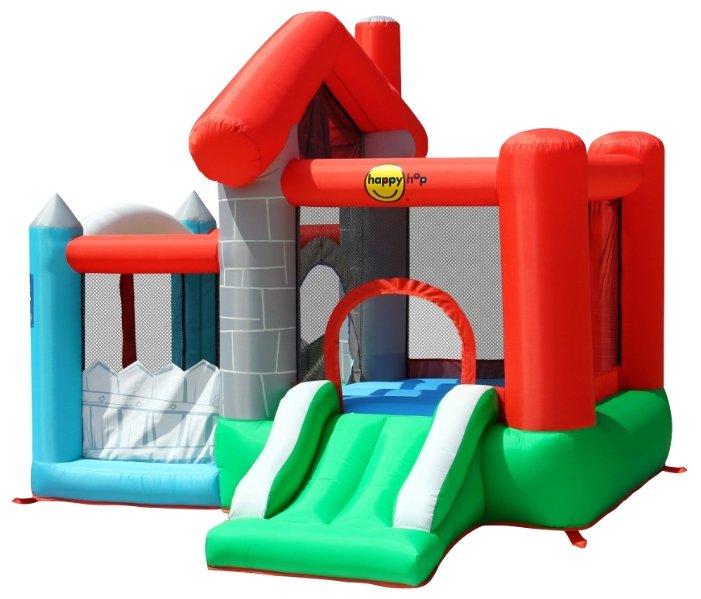 Надувной комплекс Happy Hop Счастливый дом 9315
