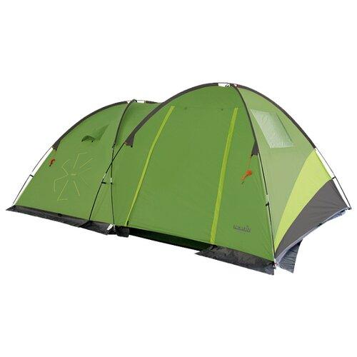 Палатка NORFIN Pollan 4 зеленый палатка кемпинговая 4 х местная norfin pollan 4 nf дарим комплект ввертышей для палаки
