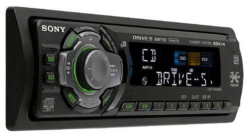 Автомагнитола Sony CDX-F5550EE