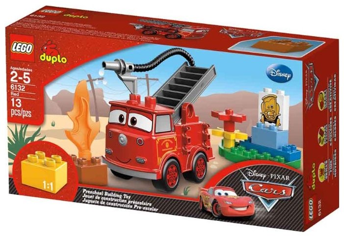 Конструктор LEGO DUPLO 6132 Шланг