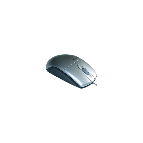 Мышь Mitsumi Optical Wheel Mouse Silver USB