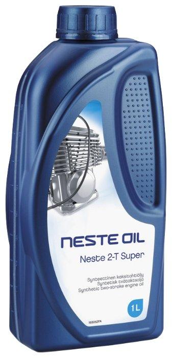 Масло для садовой техники Neste 2-T Super 1 л