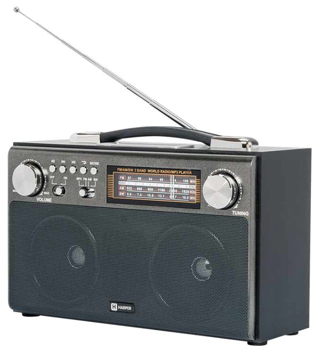 HARPER Радиоприемник HARPER HDRS-033