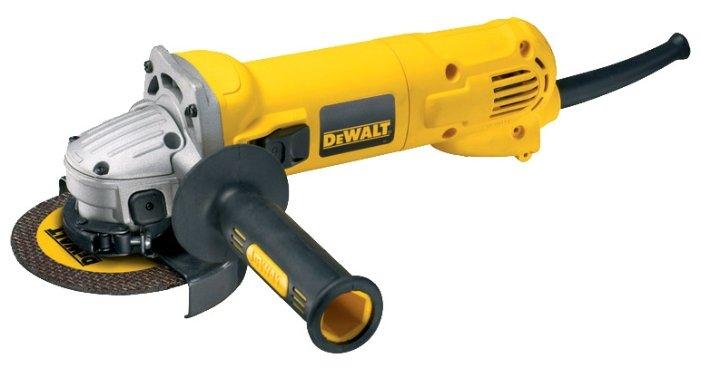 УШМ DeWALT D28113, 900 Вт, 115 мм