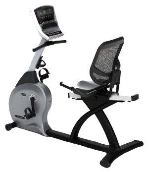 Горизонтальный велотренажер Vision Fitness R40 Touch
