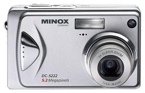 Фотоаппарат Minox DC 5222