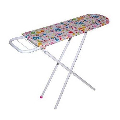 Купить Гладильная доска Mary Poppins Фантазия 67326 розовый, Детские кухни и бытовая техника