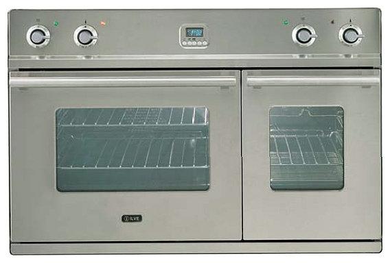 Электрический духовой шкаф ILVE D900-WMP, нержавеющая сталь
