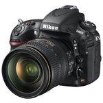 Зеркальный фотоаппарат Nikon D800E Kit