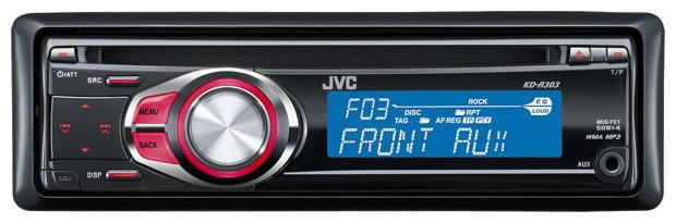 Автомагнитола JVC KD-R303E