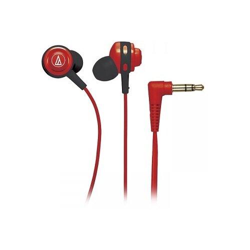 Наушники Audio-Technica ATH-COR150 red