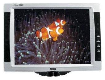 Автомобильный монитор NRG SAM-1040