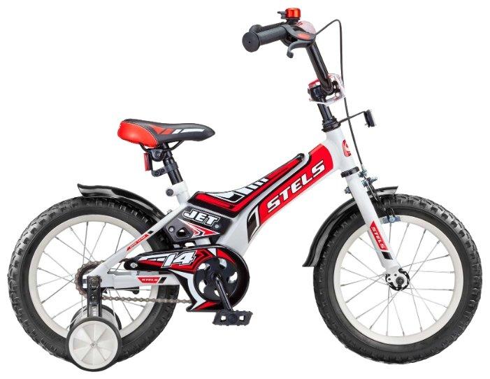 Детский велосипед STELS Jet 14 (2017)