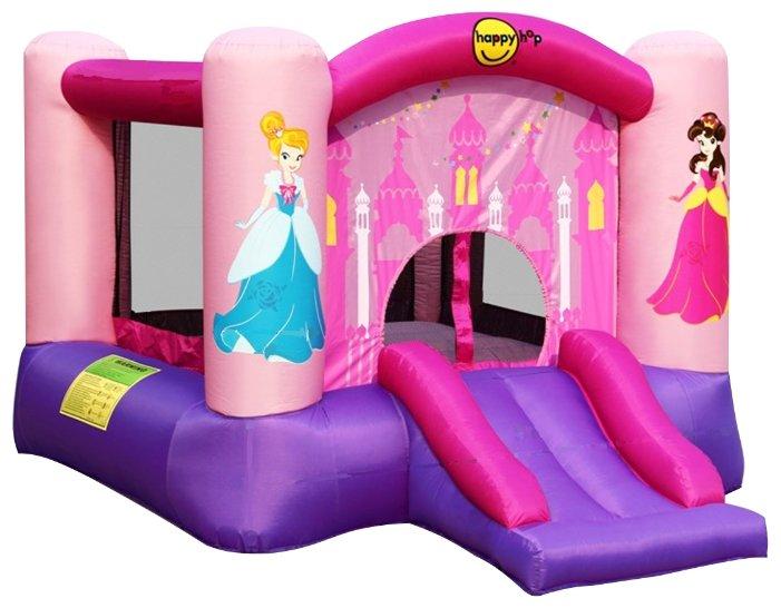 Надувной комплекс Happy Hop Принцесса 9201P