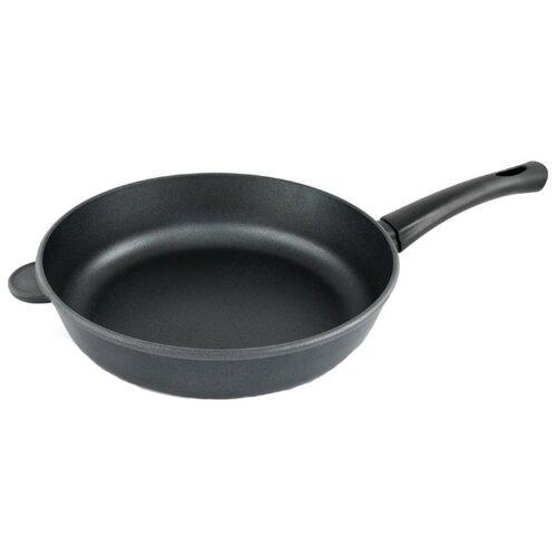 Сковорода НЕВА МЕТАЛЛ ПОСУДА Особенная 28 см, черный