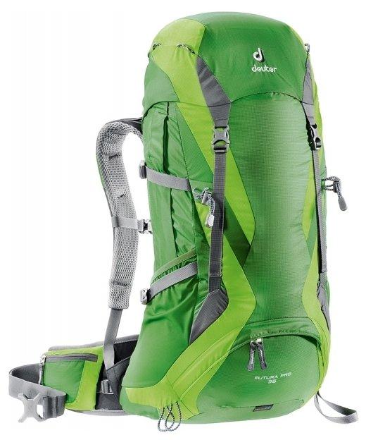 Рюкзак Deuter Futura Pro 36 emerald-kiwi