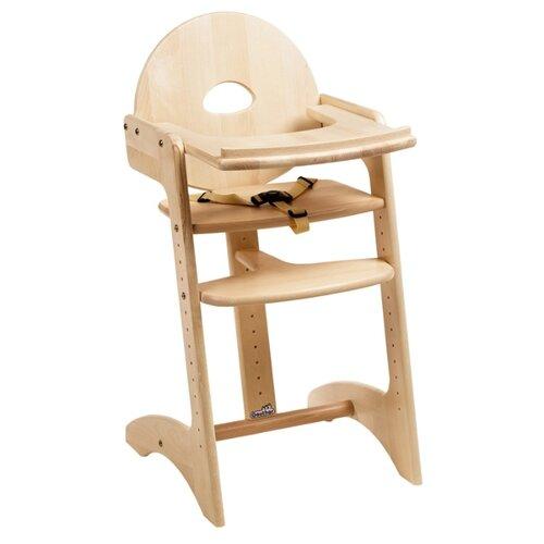 Купить Растущий стульчик Geuther Filou натуральный, Стульчики для кормления