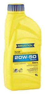 Моторное масло Ravenol Formel Extra SAE 20W-50 1 л