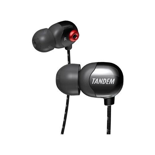 Наушники Fischer Audio Tandem, black