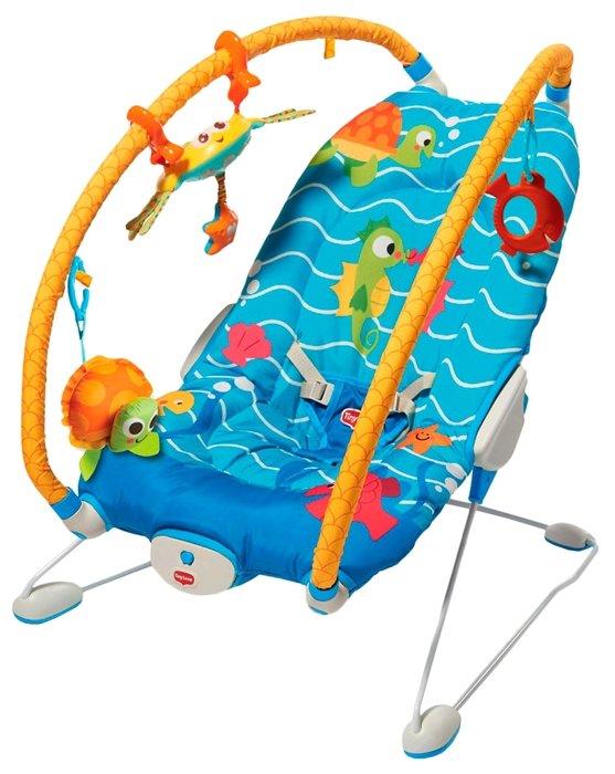 Детский шезлонг Tiny Love Gymini Bouncer Under the Sea