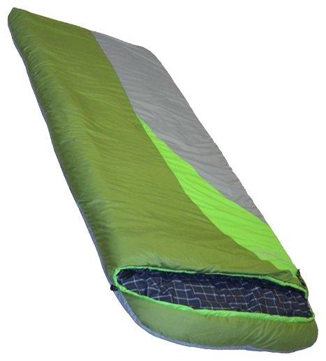 Спальный мешок PRIVAL Берлога (95см, капюшон, 400 гр./м2 левый)