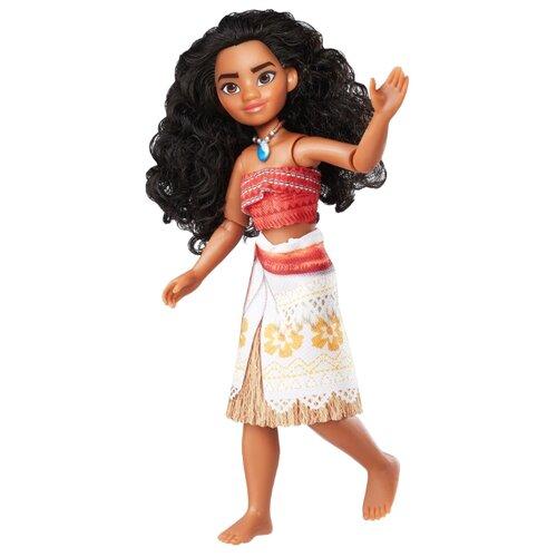 hasbro кукла одри светлые герои в платьях для коронации наследники disney Кукла Hasbro Disney Моана, 25 см, B8293