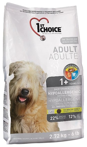 Корм для собак 1st Choice Hypoallergenic ALL BREEDS