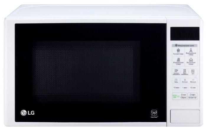 Микроволновая печь LG MS20C44D — купить по выгодной цене на Яндекс.Маркете – 4 предложения