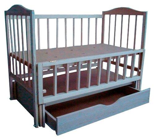 Кроватка Sofia S-5