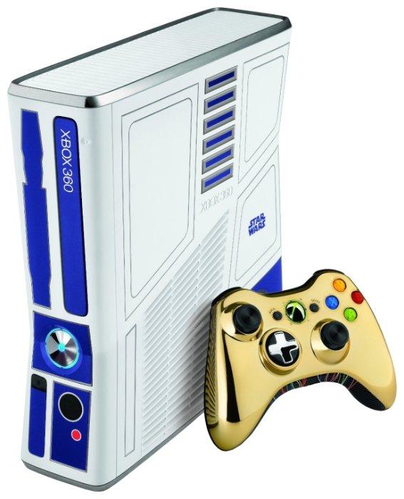 Microsoft Xbox 360 320 ГБ Kinect Star Wars