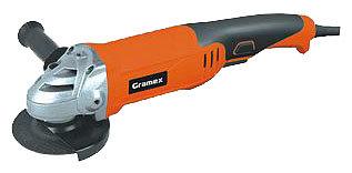 УШМ Gramex HAG-125-1200-1C, 1200 Вт, 125 мм