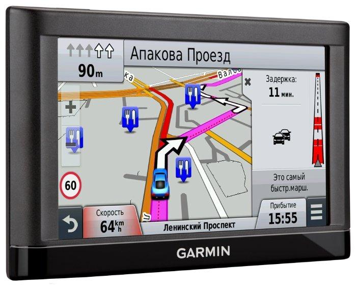 Навигатор автомобильный Garmin NUVI 65LMT Russian