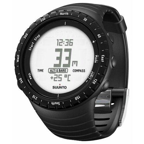 Наручные часы SUUNTO Core Regular Black suunto d6i novo black zulu
