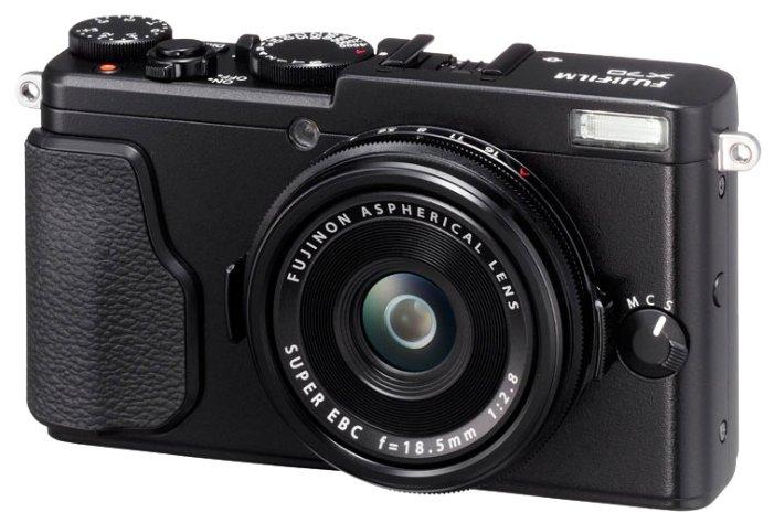 Fujifilm X70 (черный)