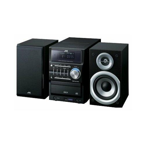 Минисистема DVD BBK AMS115BT 2х20Вт черный-синий