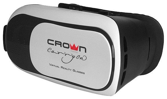 Очки виртуальной реальности для смартфона CROWN MICRO CMVR-003