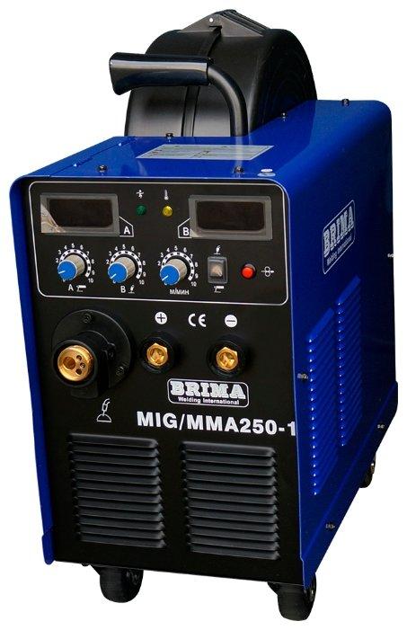 Сварочный аппарат BRIMA MIG/MMA-250-1 (220)