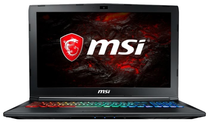 Ноутбук MSI GP62M 7REX Leopard Pro (Intel Core i7 7700HQ 2800 MHz/15.6