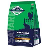 SAVARRA (Саварра) Adult Cat Hairball Сухой корм для взрослых кошек, против образования комочков шерсти в желудке Утка/рис [2кг]