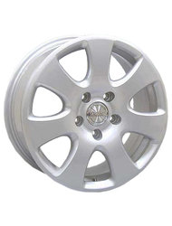 Диски Racing Wheels H-342 18х7,5 PCD:5x130 ET:53 DIA:71.6 цвет:WSS - фото 1