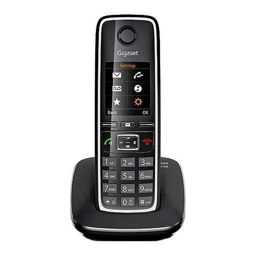 Купить Радиотелефон Gigaset C530 черный