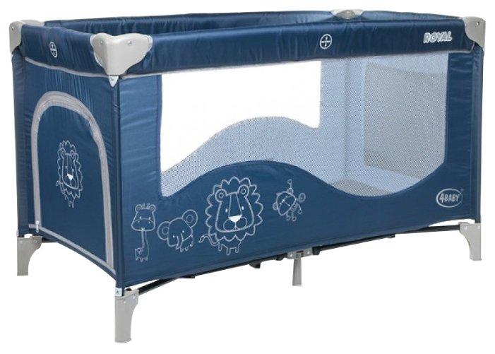 Манеж-кровать 4BABY Royal